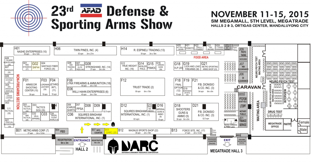 DSAS Nov 2015 Floorplan DARC