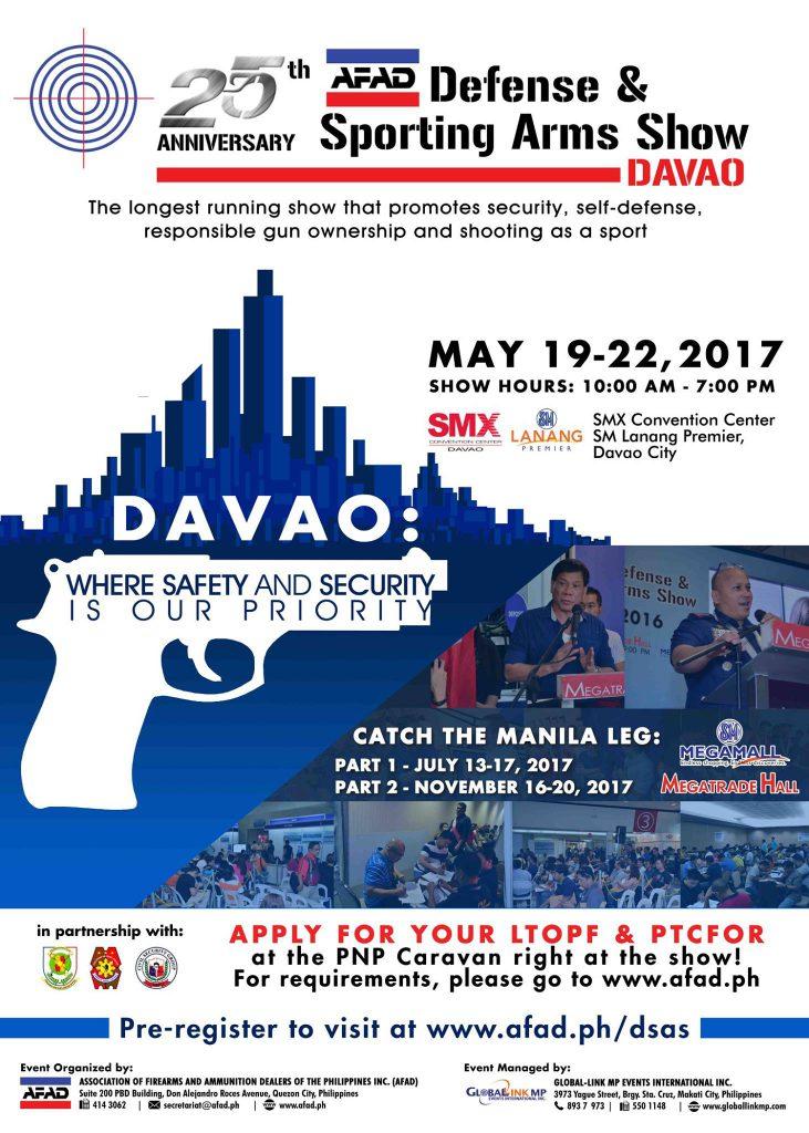DSAS Davao Poster